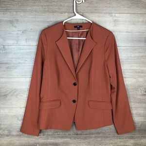 3/$25🛍️ Gap Two Button Blazer Jacket